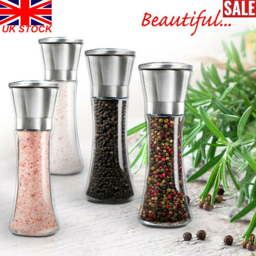 Salt and Pepper Ceramic Grinder