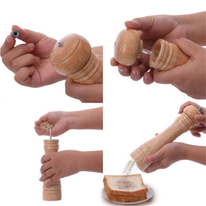 Classical Wooden Grinder