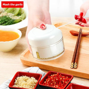 Powerful Manual Meat Grinder