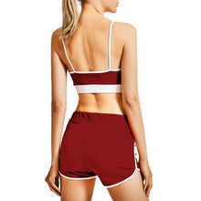 Load image into Gallery viewer, Sport Tracksuit Bra & Short