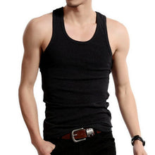 Load image into Gallery viewer, Casual Men O-neck Tank Tops