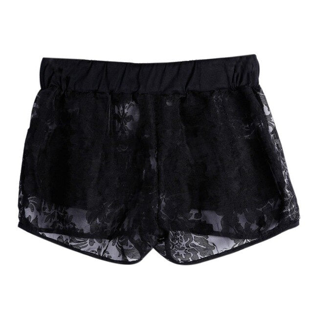 Summer Drawstring Shorts