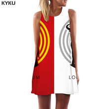Load image into Gallery viewer, Geometric Party Dress