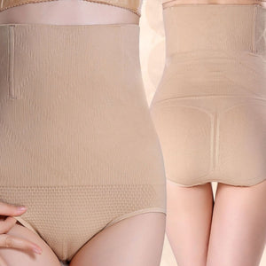 High Waist Tummy Control