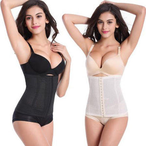 Breathable Rubber  Waist Shapers