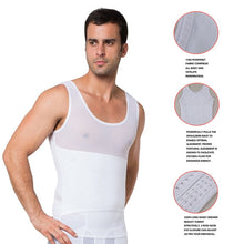 Load image into Gallery viewer, Men Compression Chest Shirt