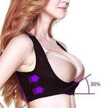 Load image into Gallery viewer, Adjustable Breast Back Support Belt
