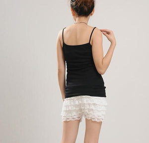 Lace prevent wardrobe Short