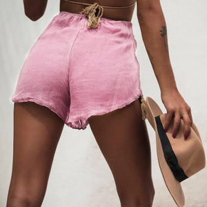Sports Beach Waistband Shorts