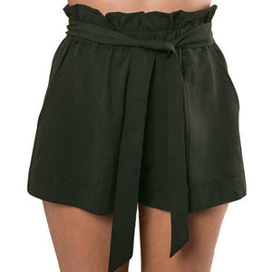Women High Waist Shorts