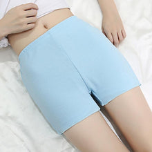 Load image into Gallery viewer, Multi-colors Cotton Shorts