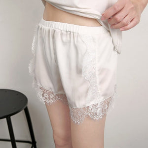 Summer Casual Lace Shorts
