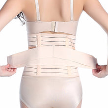 Load image into Gallery viewer, Postpartum Corset Belt
