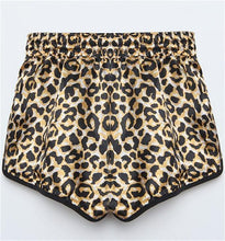 Load image into Gallery viewer, Leopard Print Trousers