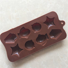 Load image into Gallery viewer, Silicone Chocolate Cake Mold