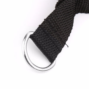 D-ring Spring Pull Rope