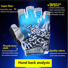 Load image into Gallery viewer, Half Finger Anti-Slip Gloves