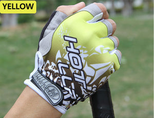 Half Finger Anti-Slip Gloves