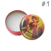 Load image into Gallery viewer, Portable Round Box Long-lasting Solid Perfume