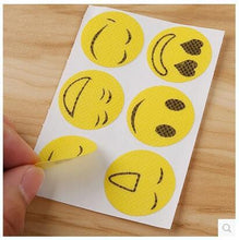 Load image into Gallery viewer, Insect Cartoon Smiley Stickers