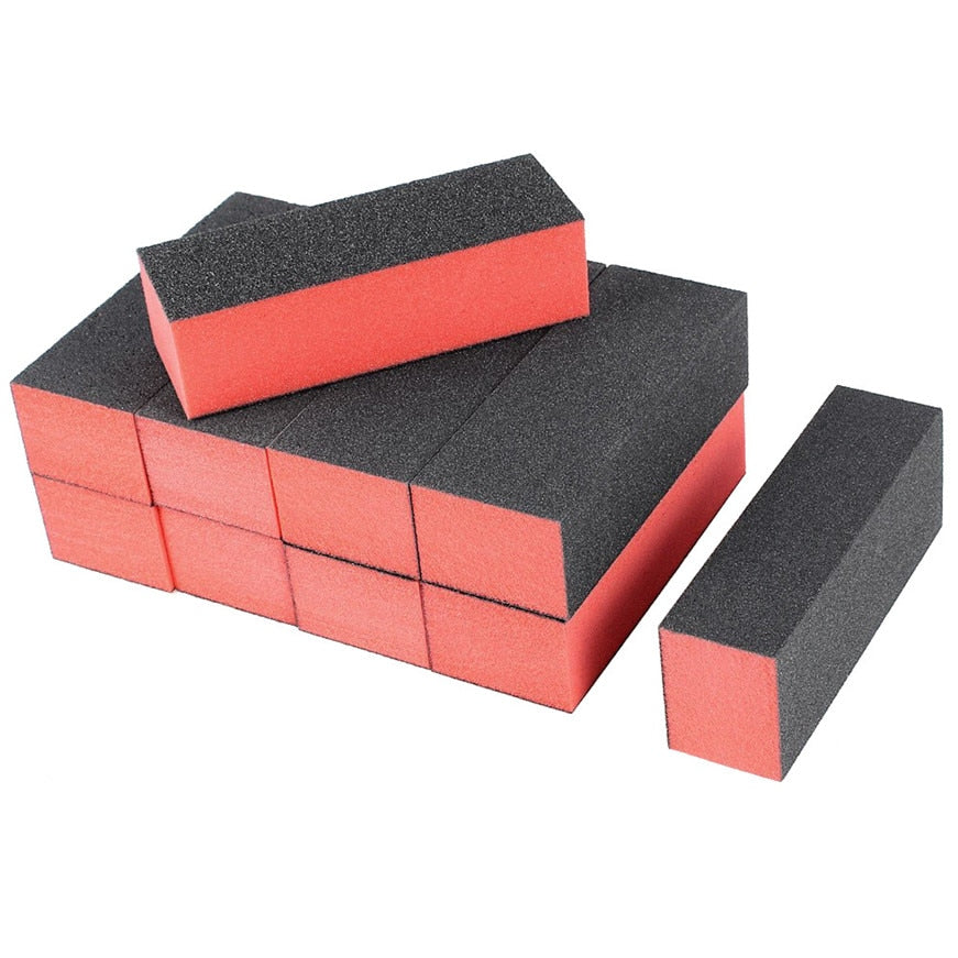 Nail Art Care Buffing Sanding Block Files