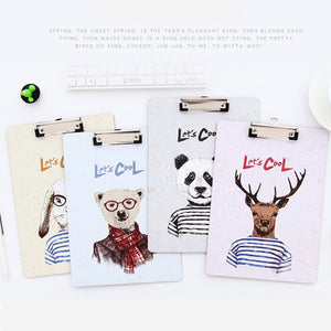 Animal Writing Pad