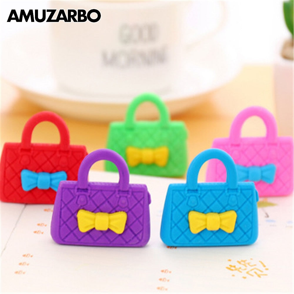 Kawaii Bag Eraser