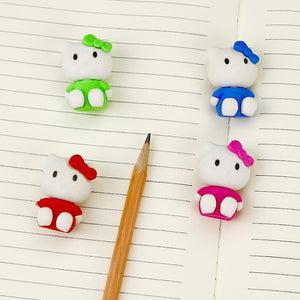 Lovable Bow Tie Eraser