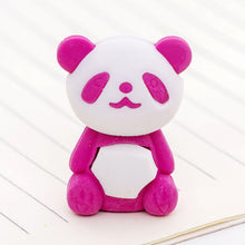 Load image into Gallery viewer, Panda Model Rubber