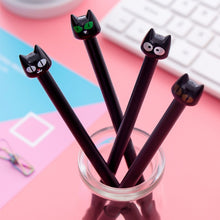 Load image into Gallery viewer, Mysterious Black Cat Pen