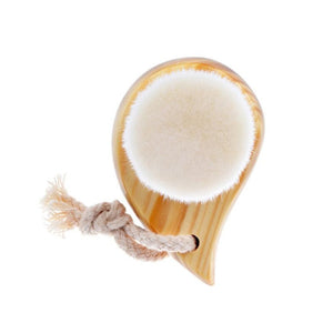 Soft Fiber Face Cleansing Brush
