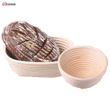 Load image into Gallery viewer, Various Shapes Fermentation Rattan Basket