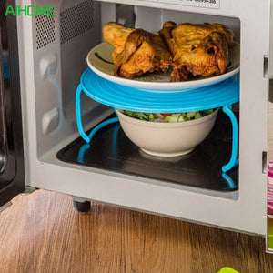 Microwave Oven Shelf Rack