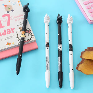 Cat Gel Pen