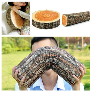 Round Woods Pillows