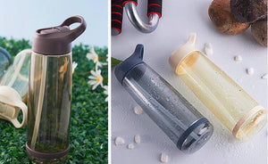 Sports Water Bottles With Handle