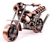 Load image into Gallery viewer, Motorcycle Model Retro Figurine Toy