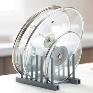 Multi-function Plate Dish Rack