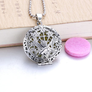 Aroma Diffuser Necklace