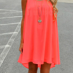Loose Casual Summer Beach Dress
