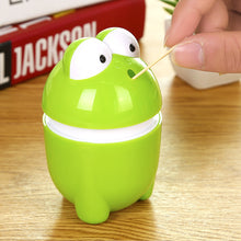 Load image into Gallery viewer, Automatic Cartoon Toothpick Holder