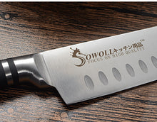 Load image into Gallery viewer, 7 inch Stainless Steel Knife
