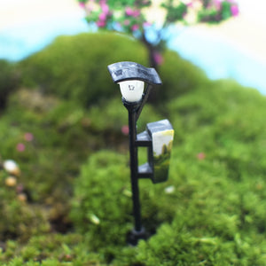 Streetlight Lamp Miniature Fairy