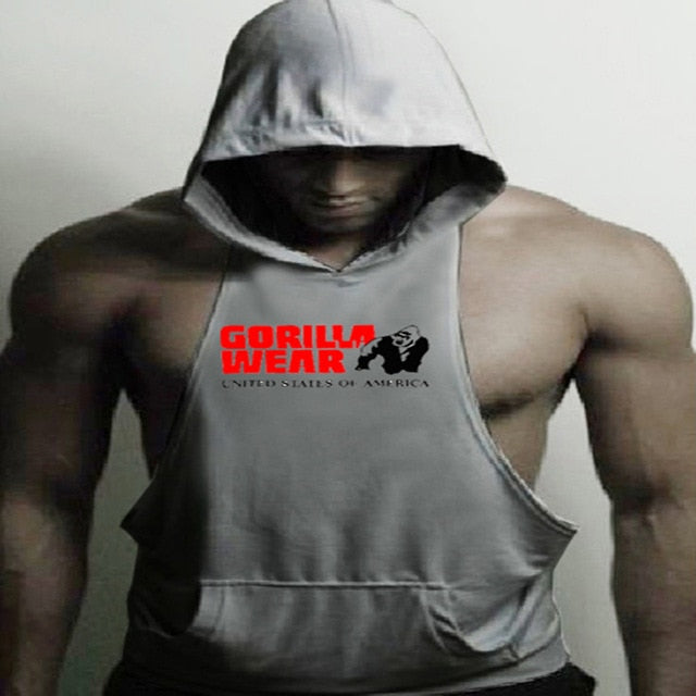 Animal Fitness Sleeveless