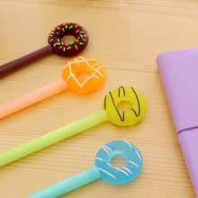 Load image into Gallery viewer, Cute Donuts Gel Pens