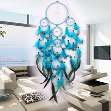 Load image into Gallery viewer, Blue Dream Catcher