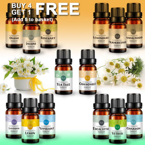 Pure Natural Essential Oil
