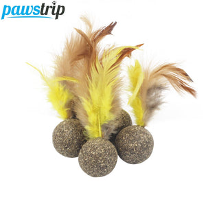 Soft Feather Cat Toy