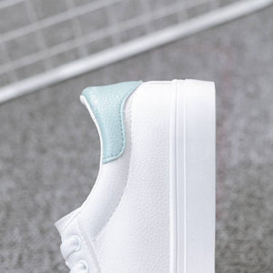 BODENSEE White Casual Sneakers