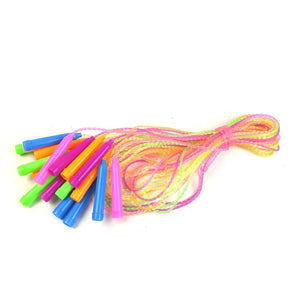 Colorful Jumping Skipping Rope